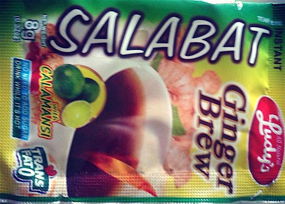 Salabat Recipe Mix
