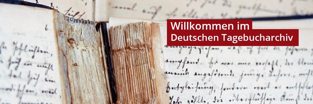Deutsches_Tagebucharchiv_Willkommen