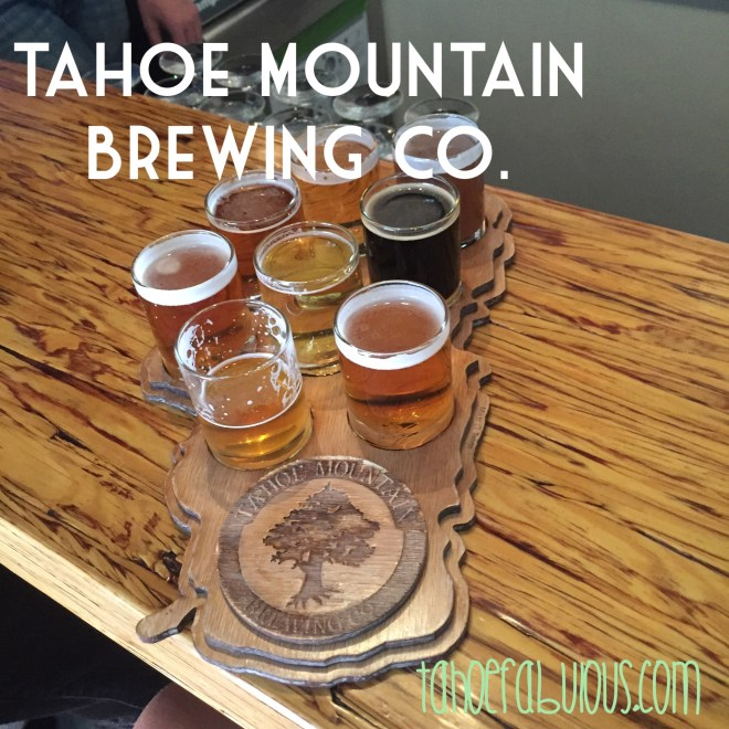 Tahoe Mountain Brewing Co//Truckee, CA