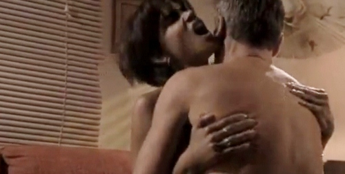 Halle Berry and Billy Bob Thornton go at it in 'Monsters Ball'