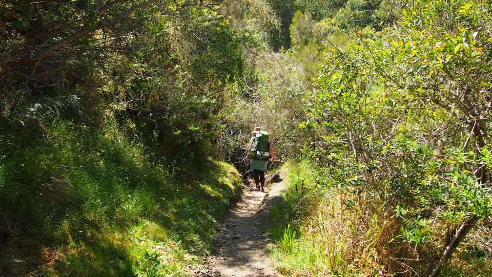 Reunion Island Hiking