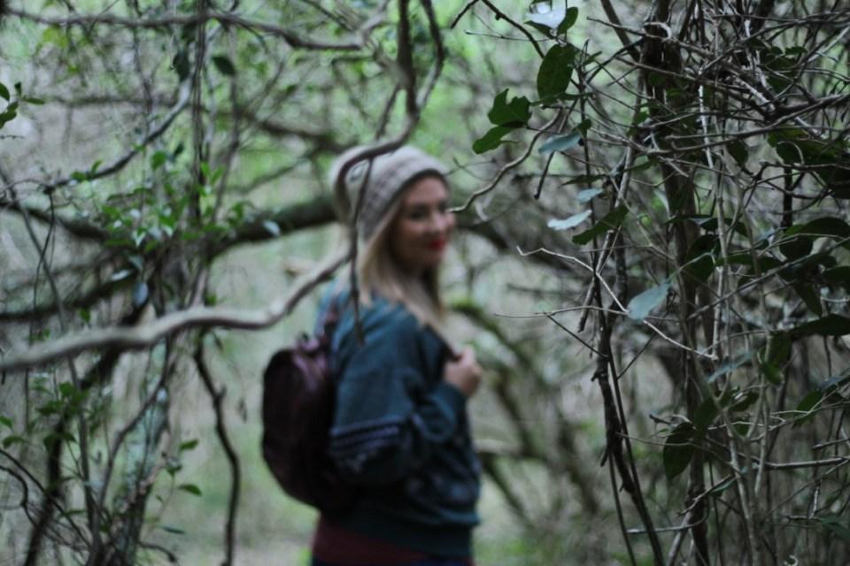 Platbos forest walk