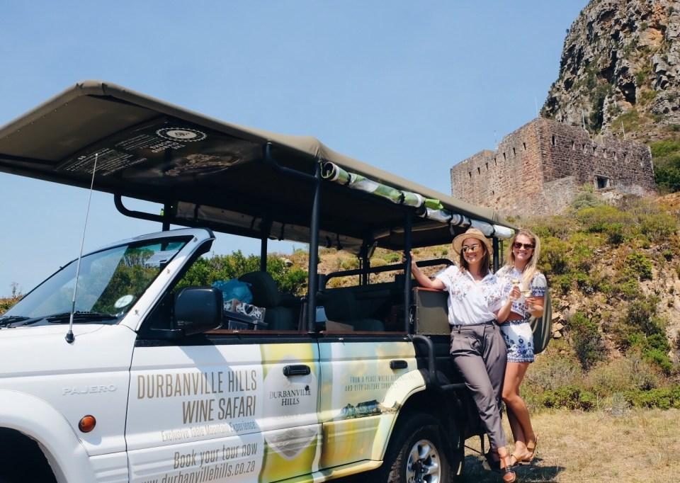 Durbanville Hills Table Mountain Wine Safari Cape Town