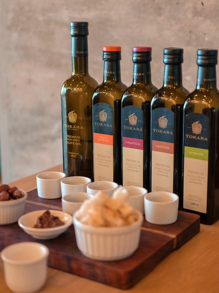Tokara Olive Oil Tasting Stellenbosch