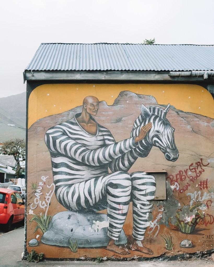 woodstock street art tour