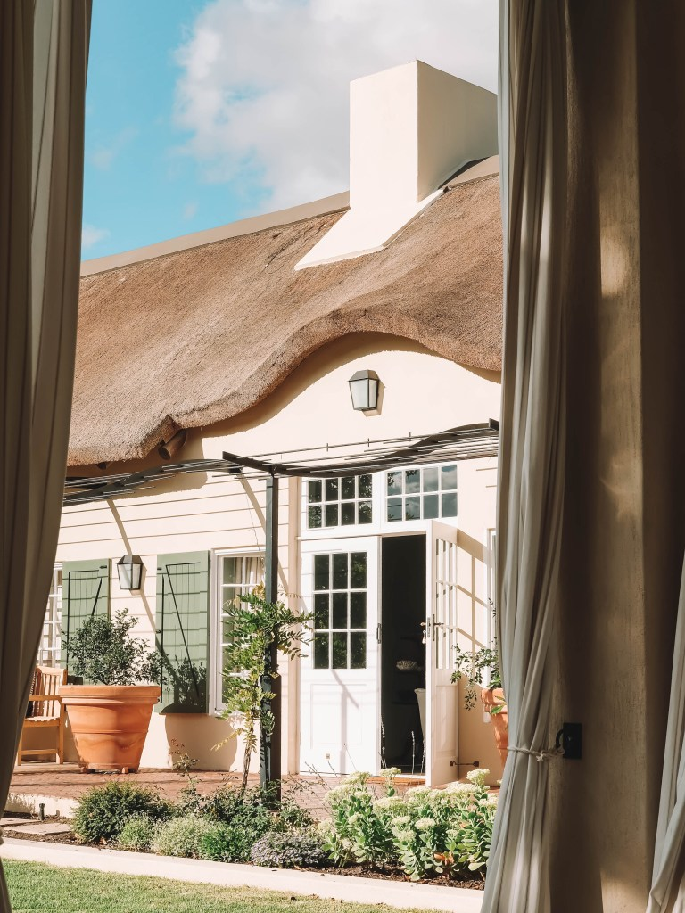 la cle country lodge franschhoek