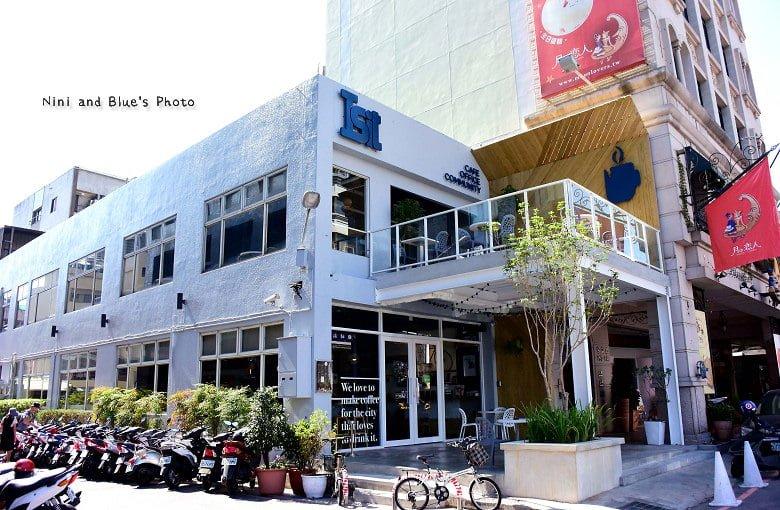 Isit咖啡簡餐,公益路、勤美綠園道、草悟道附近平價餐廳