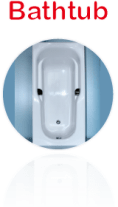 Enamel Bathtubs Icon