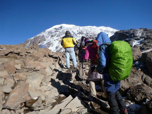 キリマンジャロ登山8 (8)