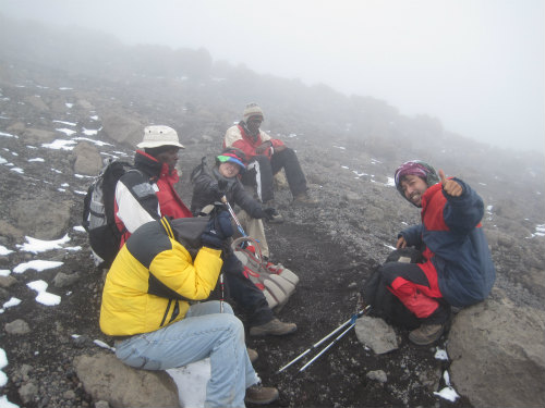 キリマンジャロ登山8 (22)