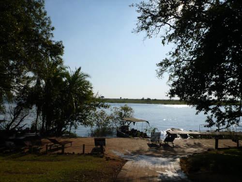 カサネのチョベサファリロッジ(kasane,chobe safari lodge) (2)