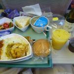 ケープタウンから関空をエミレーツ航空で (4)