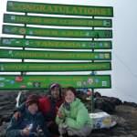 キリマンジャロ登頂 (2)