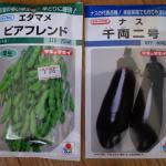 枝豆と茄子 (1)