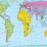 ピータースの世界地図 (1)