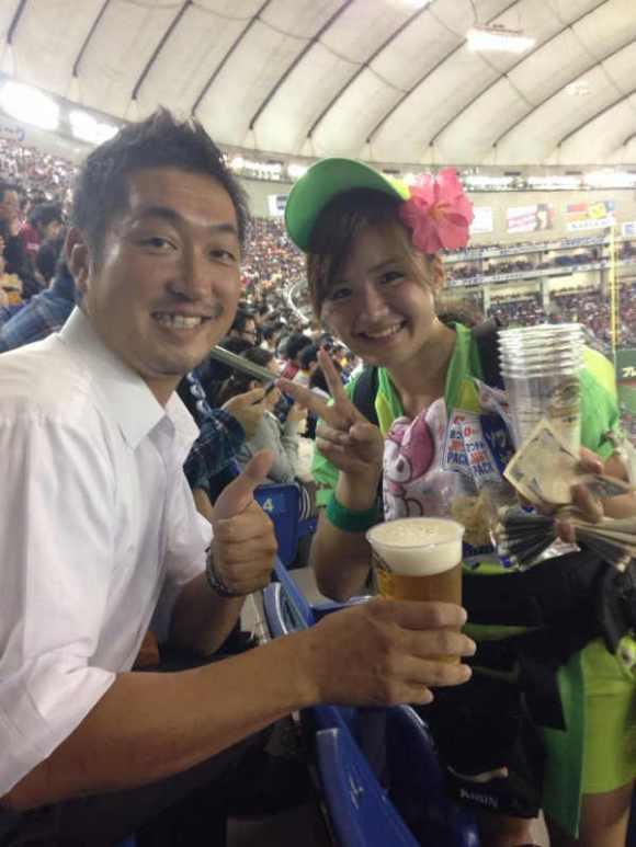 美人ビール売り子シリーズ (4)