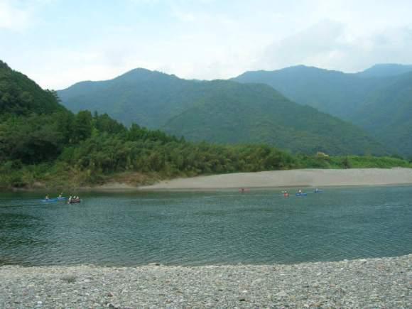 仁淀川カヌー (11)