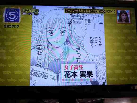 キウイ世代のマーガレット&別マランキング恋愛カタログ (2)