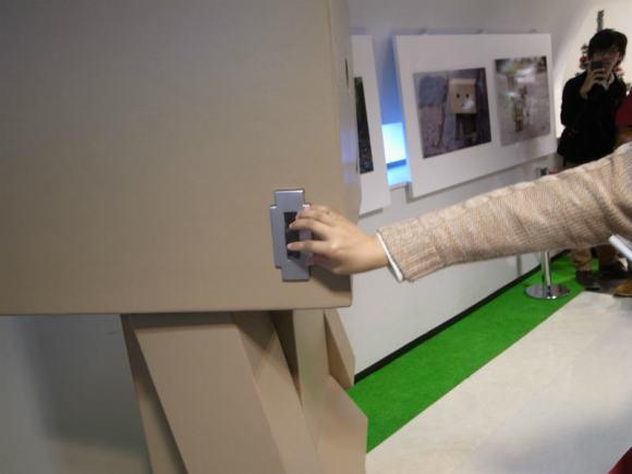 名古屋パルコで等身大着ぐるみダンボーを撮影[よつばとダンボー展2013] (11)