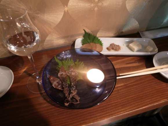 名古屋栄の立ち飲み日本酒Bar八咫(やた)の利き酒コース1時間1500円がお得でおいしいのでおすすめ! (4)