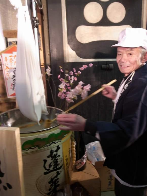 渡辺酒造店が企画する飛騨古川「蔵まつり」が素晴らしすぎる!飲み比べをした名酒「蓬莱」のおすすめラベル (6)