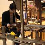 裂き織り体験教室で学ぶ「機織り機の仕組み」 (19)