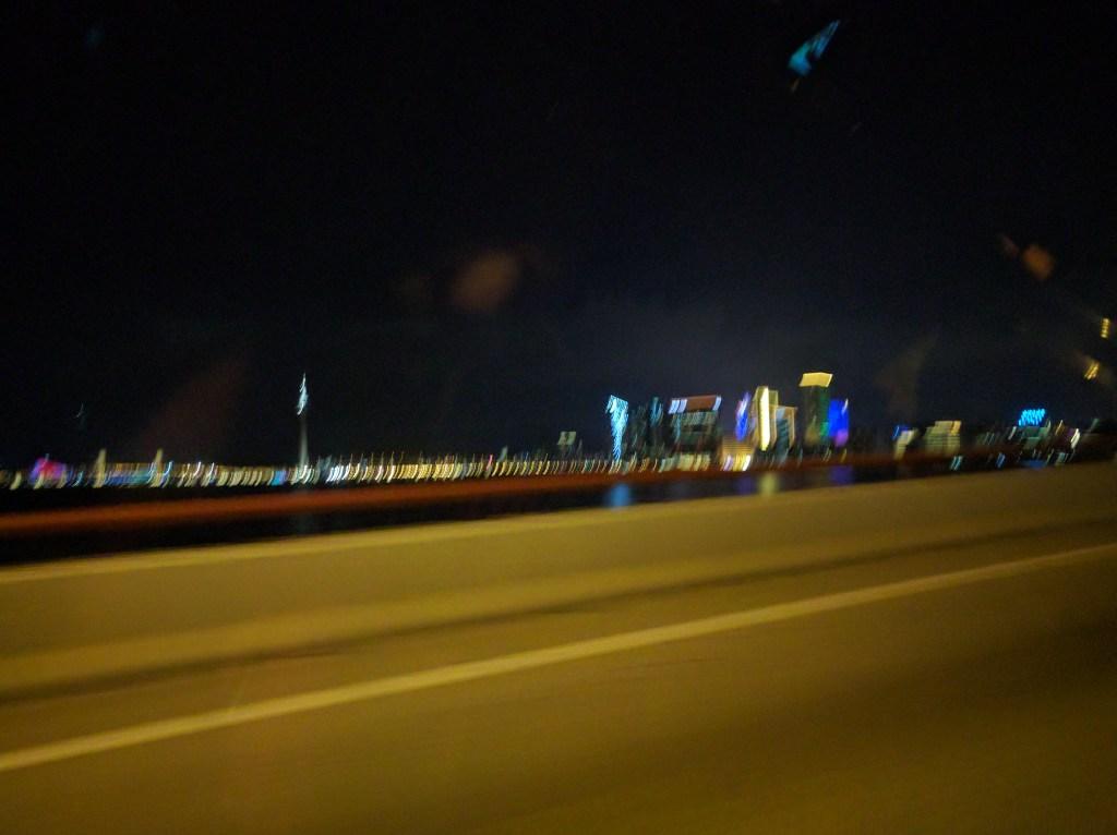 マカオ夜景
