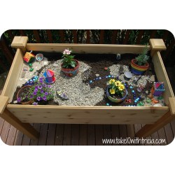 Small Crop Of Fairy Garden Planter Box