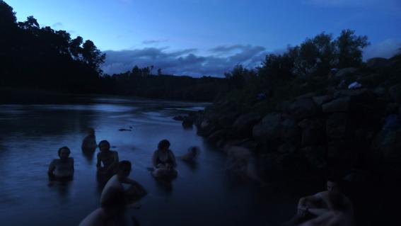 riviere de nuit