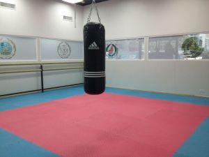 Salón para clases de Karate - Do