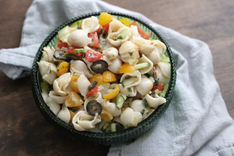 Paleo Tex-Mex Pasta Salad