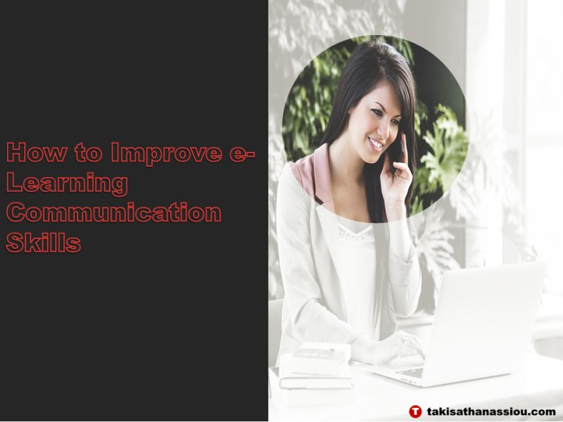 How to Improve e-Learning Communication Skills