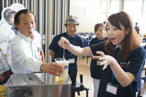 「うわぁ~!どうなってんのぉ~!!」 生ビール講習会は、新鮮な驚きと発見がいっぱい!