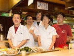 伝統の味を守り、お客さまを創造するのを一緒にやってくれる正社員さんを募集しています!