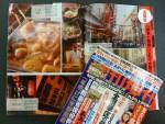 週刊現代の巻頭グラビアに道頓堀 たこ梅本店が載ってます!