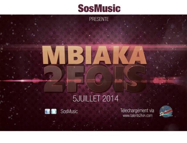 Mbiaka 2fois - Sos Music