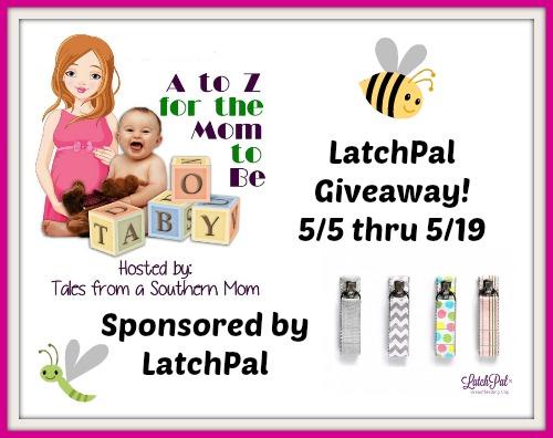 LatchPal Breastfeeding Helper Giveaway! 5/19