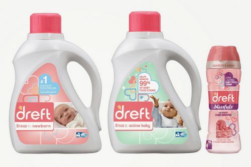 Dreft brings Spring Babies Clean! #DreftSpring