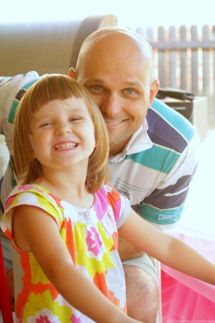Gracie and daddy (3)