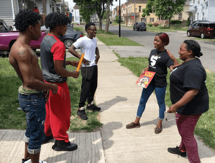 engaging with youth