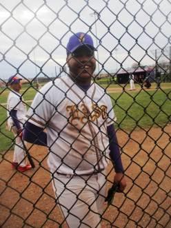 first baseman