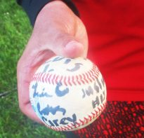 game ball