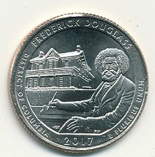 douglass coin