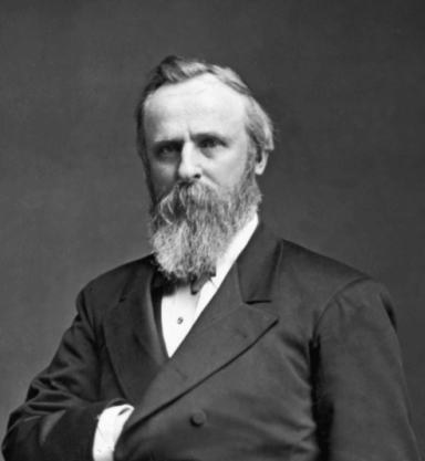 No person connected with me by blood or marriage will be appointed to office. - Rutherford B. Hayes