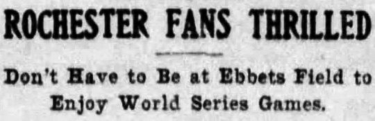Fans Thrilled 11 Oct 1916, Wed • Page 21 new