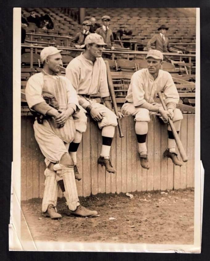 Sam AGNEW, Hoblitzell, & Del GAINER