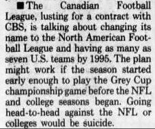 Jan 16, 1994 ()Bob Matthews)