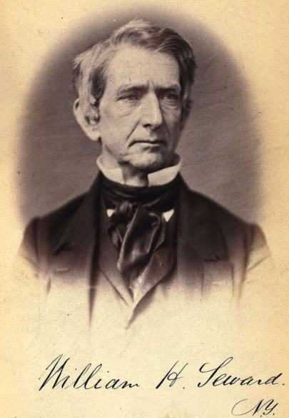 3. Willian Henry Seward