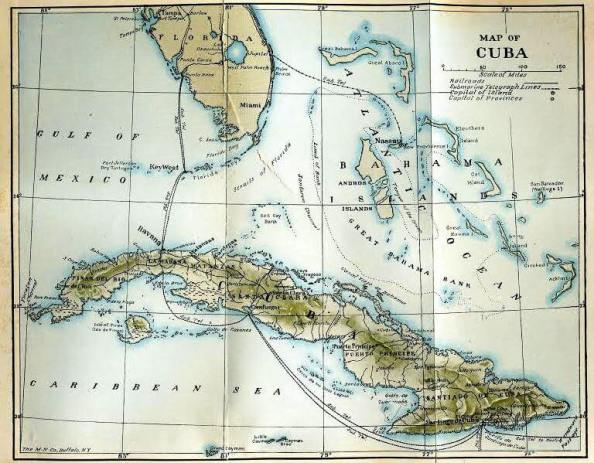 from Richard Harding Davis, The Cuban and Porto Rican Campaigns (1899)