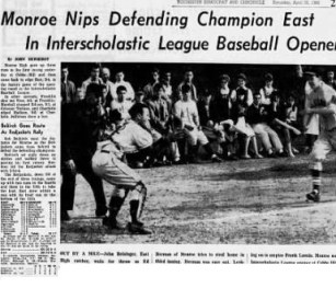 At Cobb's Hill. Democrat and Chronicle Apr 30, 1960